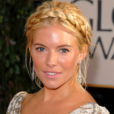 Beauty Trend: Goddess Braids