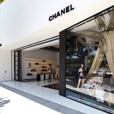 Chanel Opens on Robertson Blvd.