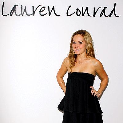 Five Minutes with Lauren Conrad at LA Fashion Week