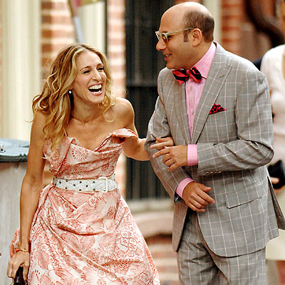 Two Minutes with Willie Garson (i.e. Stanford Blatch) from SATC)