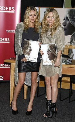 Stand Tall Like an Olsen Twin
