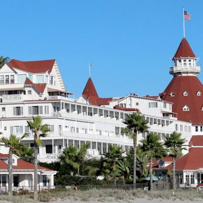 End of Summer: Hotel del Coronado Spa Day!