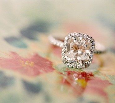 Love is in the Air: Engagements