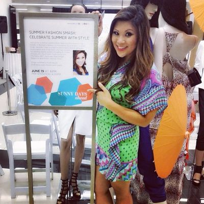Summer Style at Bloomingdale's