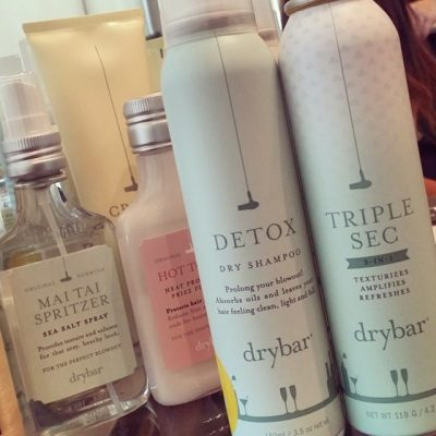 Oh, @thedrybar, I've always loved you…but now I've discovered the new Triple Sec product, and I'm entirely obsessed! Love love love. #volume #hair #beauty #blog #beautyblogger #bombshellhair #love #jennchanapproved #obsessed