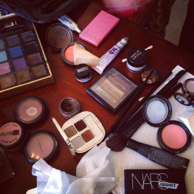 Photoshoot today with the amazing @richjhongphoto!! #Makeup by @jensanti85 #beauty #blog #glam #photoshoot