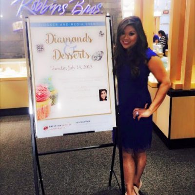 Oh What a Night! Robbins Brothers 4th Annual Diamonds & Desserts Event