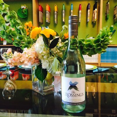 A Night Out with Hipcooks LA and The Crossings Sauvignon Blanc