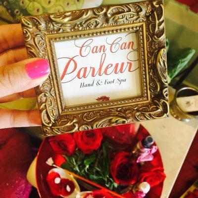 Best Nail Salon in LA: Can Can Parleur Organic Nail Spa