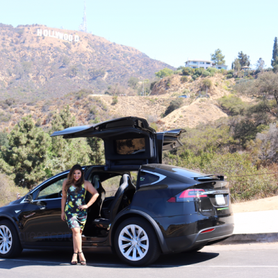 Hey LA! Rent a Tesla Model X for $150 for the Weekend with GreenCommuter.Org