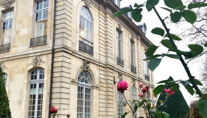 An Afternoon in Paris: At Musee Rodin