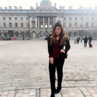 London Fashion Week: International Fashion Showcase