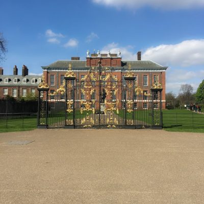 An Afternoon at Kensington Palace