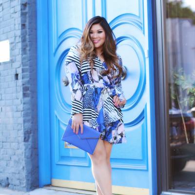 J'adore a Blue Door