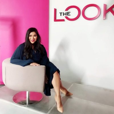 Shooting the The Look: All-Stars TV Show