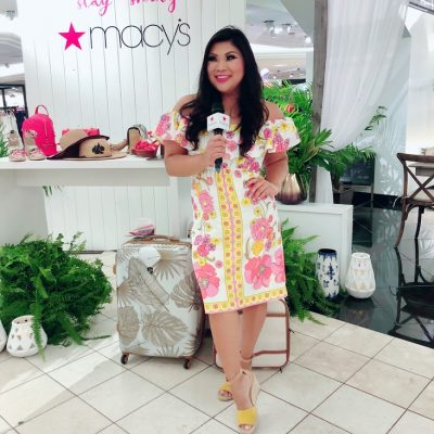 Hosting for Macy's This Summer