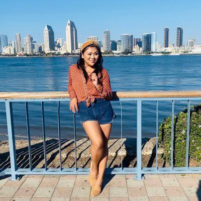 Falling for San Diego